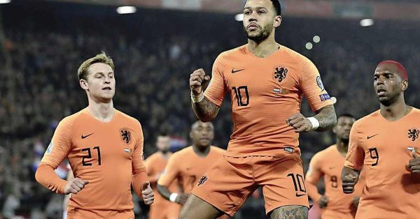 Depay được chấm điểm cao vượt trội trong ngày Hà Lan thua Đức - Bóng Đá