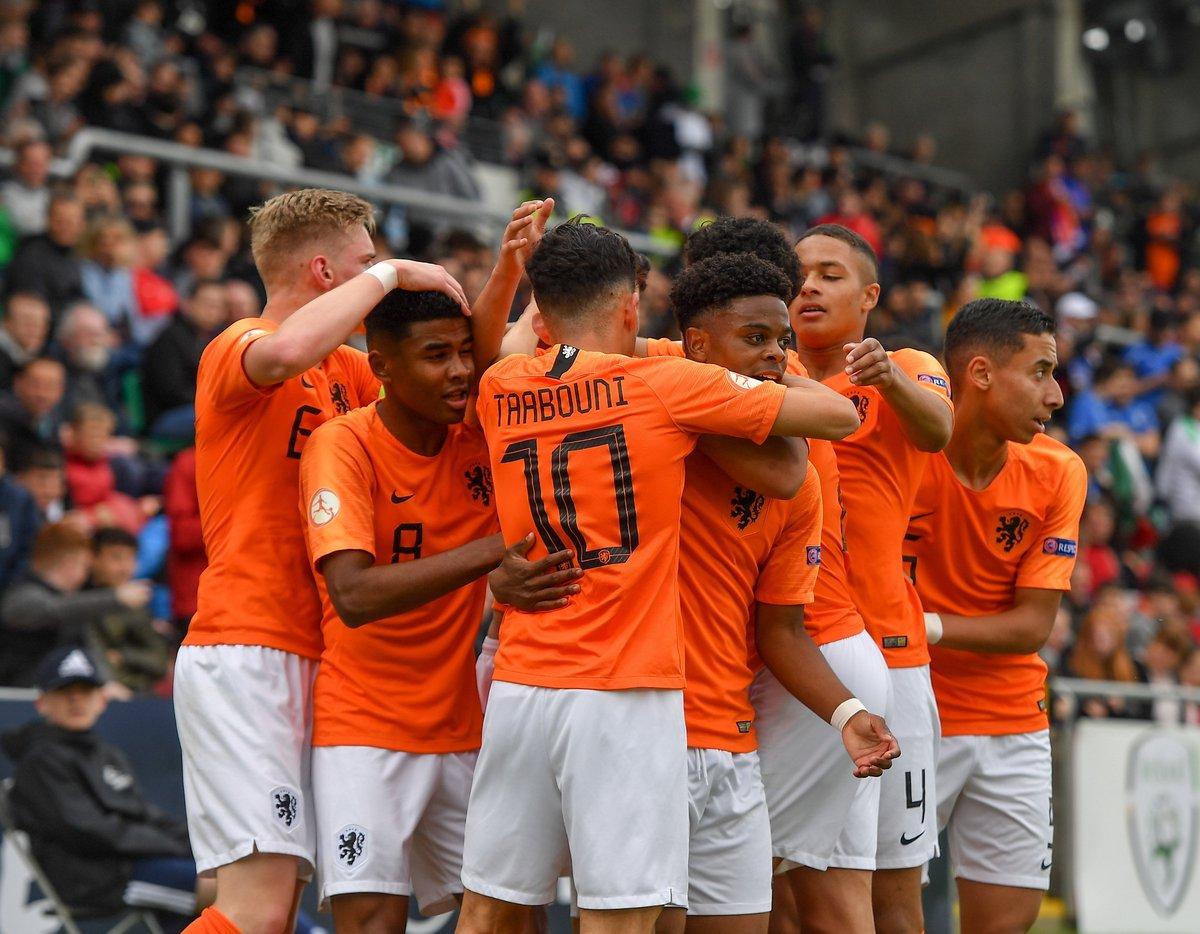 Sao Ajax tỏa sáng, đội trẻ Hà Lan bảo vệ thành công ngôi vương EURO - Bóng Đá
