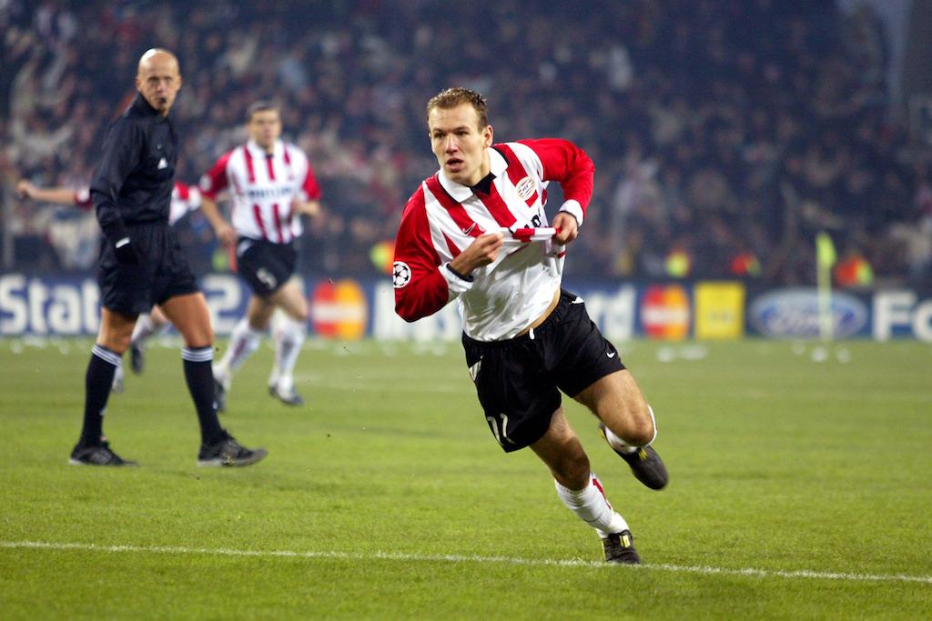 Robben, Depay và những cầu thủ giành giải Johan Cruyff đã thể hiện ra sao? (P1) - Bóng Đá