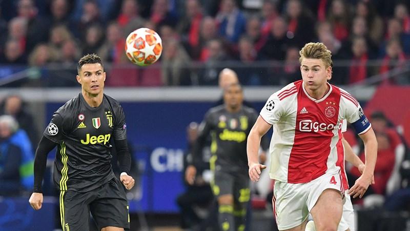 Bồ Đào Nha - Hà Lan: Ronaldo trả cả vốn lẫn lãi cho De Ligt? - Bóng Đá