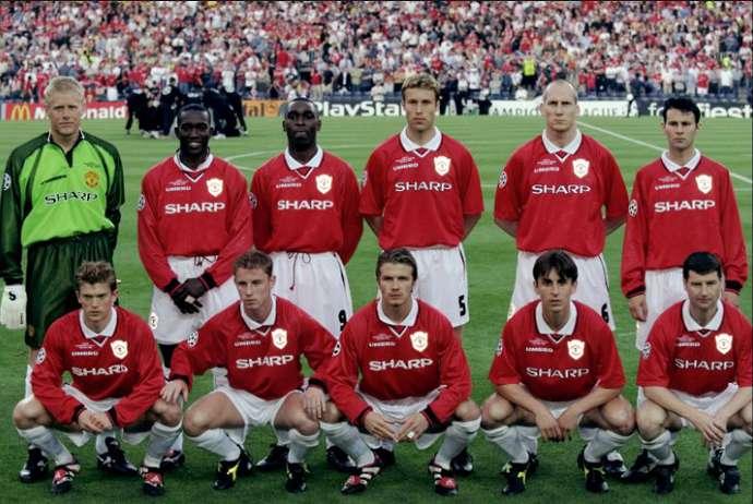 Xếp hạng 10 bộ đồ thi đấu đẹp nhất của M.U trong kỉ nguyên Premier League - Bóng Đá