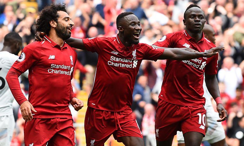 2/3 sao Liverpool bị loại khỏi giải vô địch châu Phi - Bóng Đá