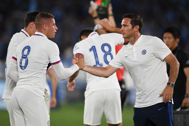 Chelsea fans rave about Ross Barkley - Bóng Đá