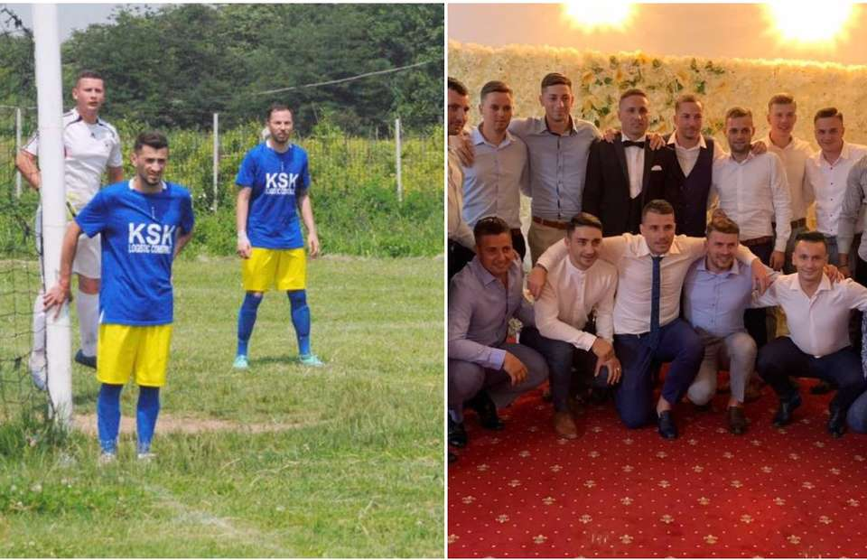 Romanian team forfeits game because all the players attended player's wedding - Bóng Đá