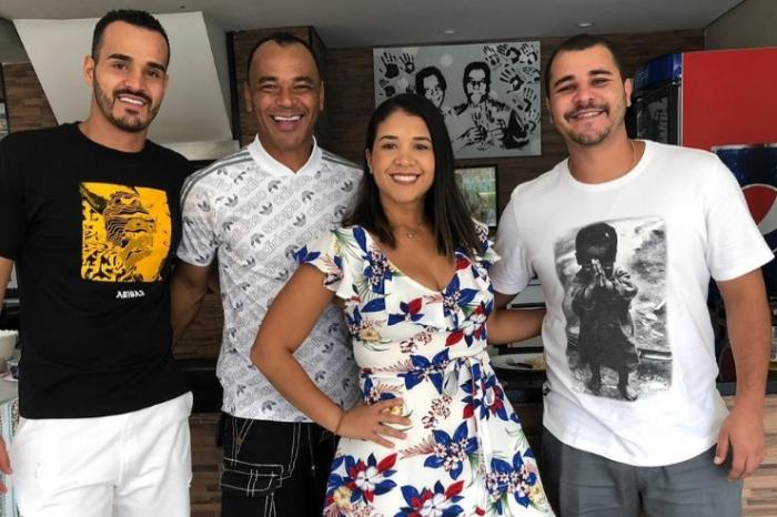 Cafu's eldest son, Danilo, has died after suffering a heart attack while playing football - Bóng Đá