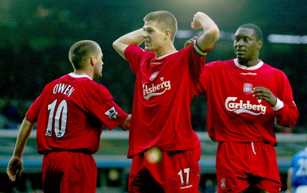 Michael Owen names the Liverpool player who was second only to Zinedine Zidane - Bóng Đá