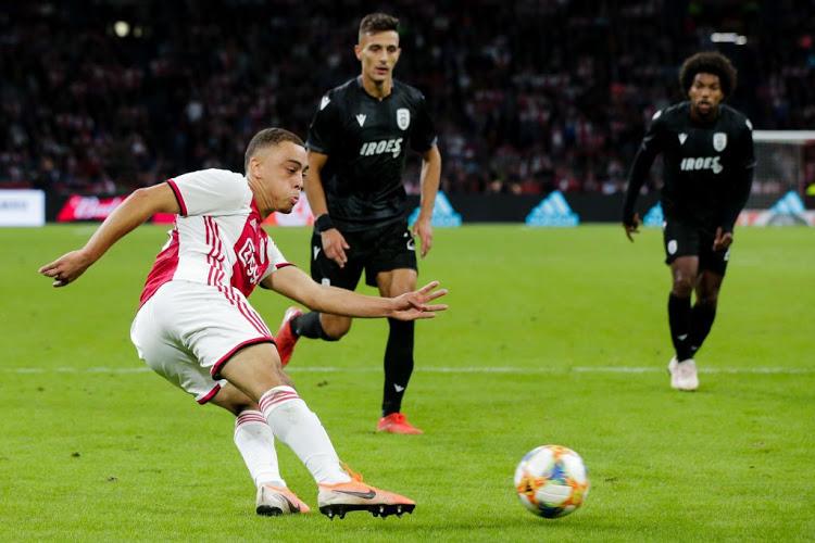 Ajax nâng hàng loạt sao trẻ lên đội một, sẵn sàng tiếp đón Chelsea - Bóng Đá