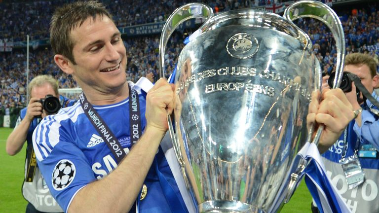 Chelsea manager Frank Lampard excited to make Champions League managerial debut - Bóng Đá