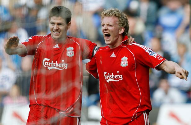 Ex-Liverpool star Dirk Kuyt names