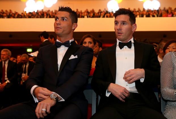 'Messi Is Harder To Stop Than Ronaldo' - Bóng Đá