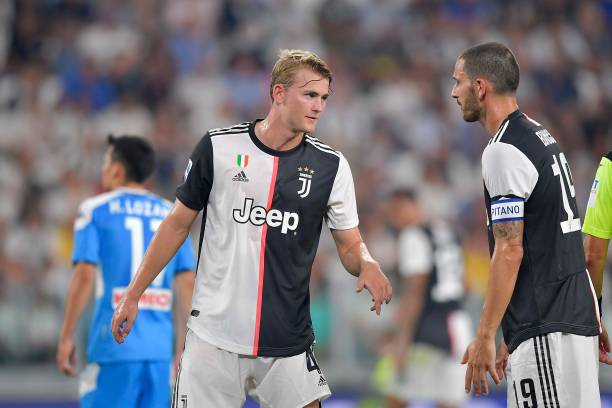 Bonucci gears up for Inter clash and talks up De Ligt - Bóng Đá