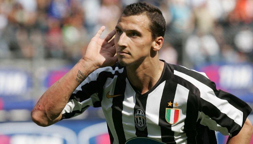 Cách Zlatan thông báo rời Juventus: 'Sau bữa ăn này tôi sẽ đến Milan' - Bóng Đá
