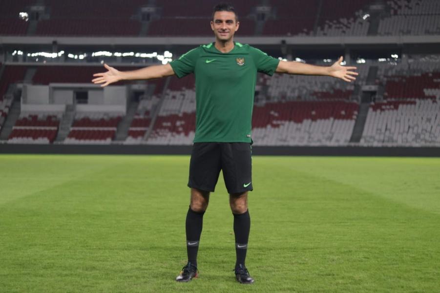 Otavio Dutra Joins Indonesian National Team Against Vietnam - Bóng Đá