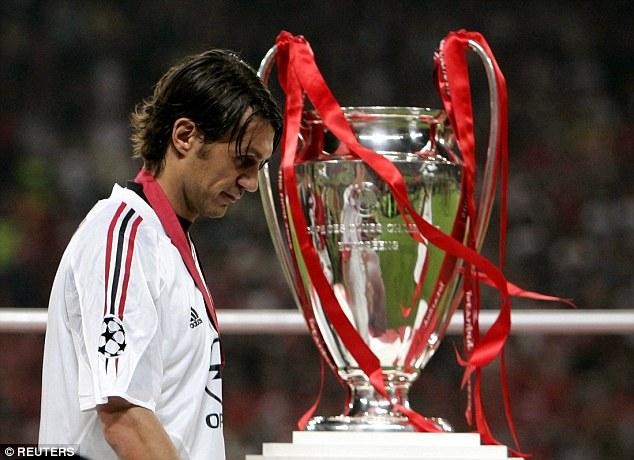 Maldini: 'That 2005 Final...' - Bóng Đá