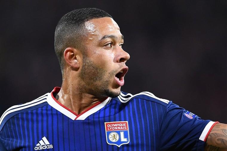 Memphis designated as the new leader of the Lyon crisis club - Bóng Đá