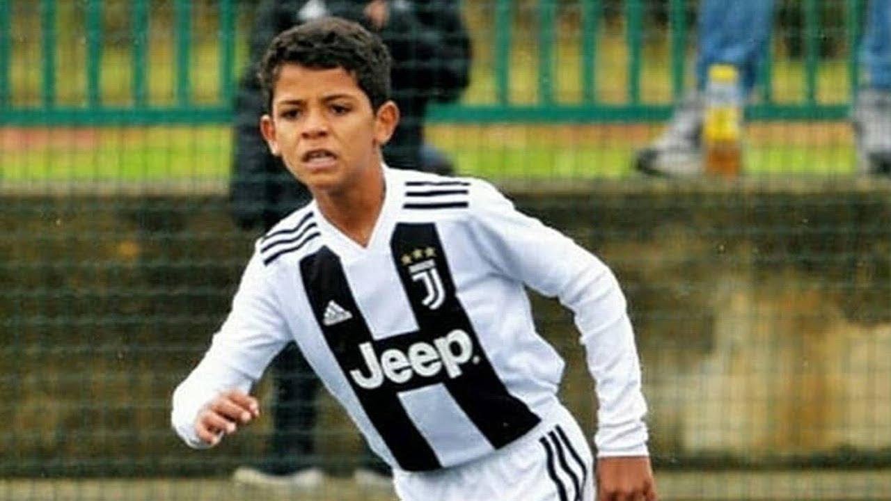 Cristiano Ronaldo Jr's stats for Juventus U9 are absolutely phenomenal - Bóng Đá