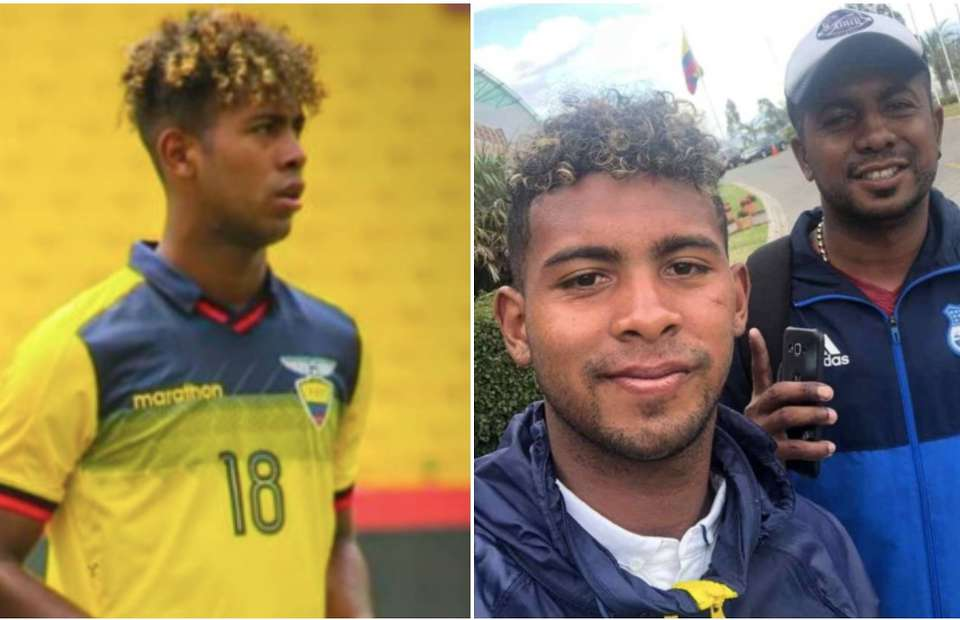 Ecuador player's dad walked 12 hours so his son could play in U17's World Cup - Bóng Đá