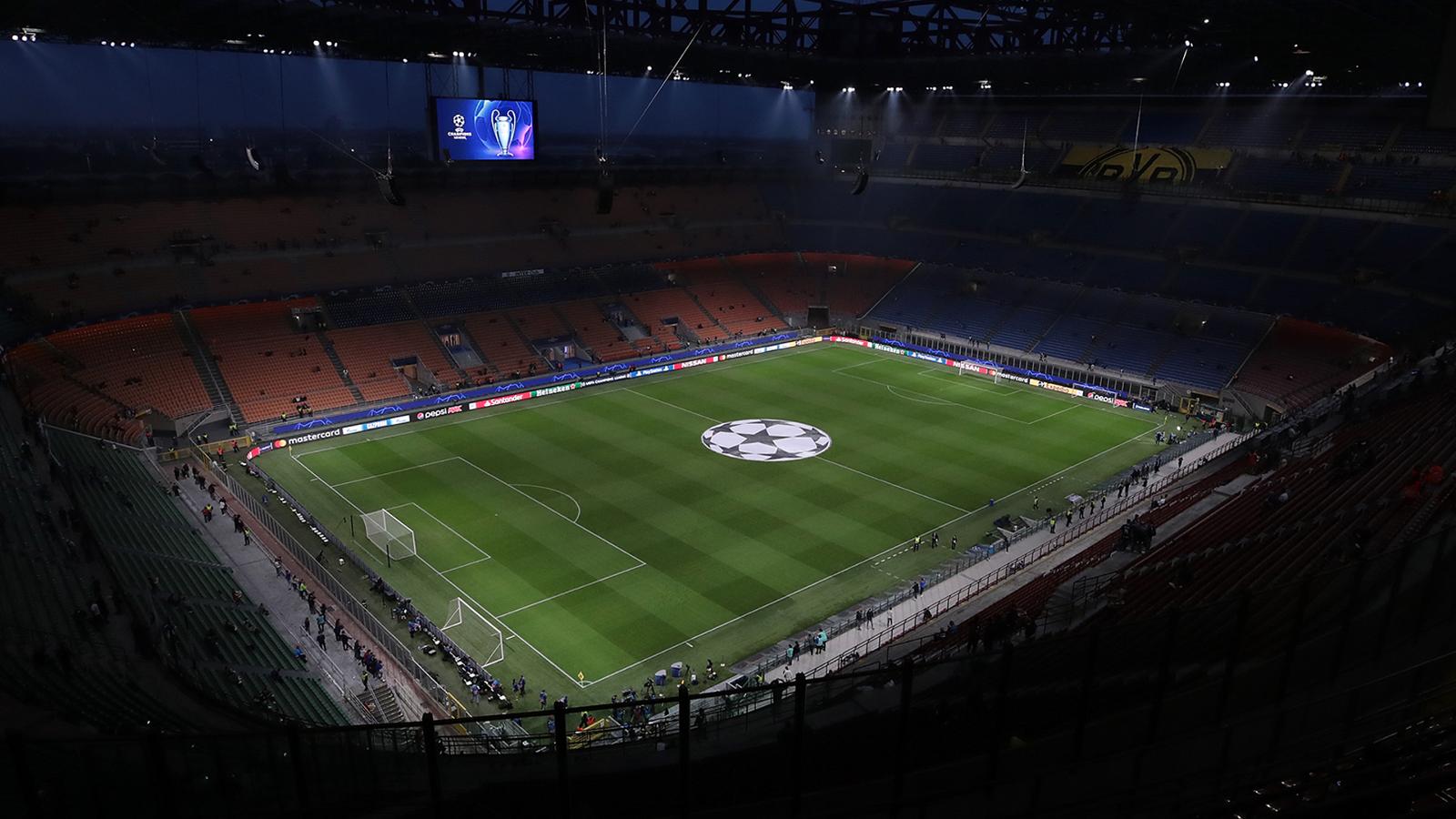 AC Milan-Inter Milan và những đội bóng dùng chung sân vận động - Bóng Đá