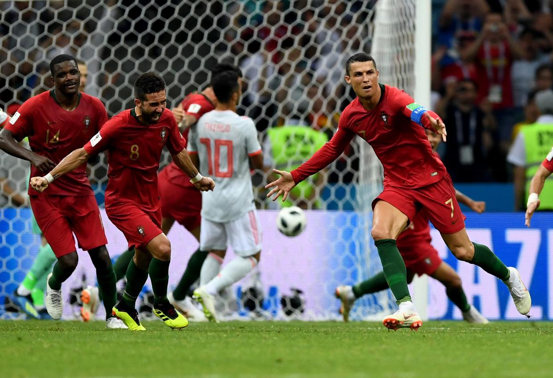 Những khoảnh khắc chứng minh nước Nga là sân đấu yêu thích của Ronaldo - Bóng Đá