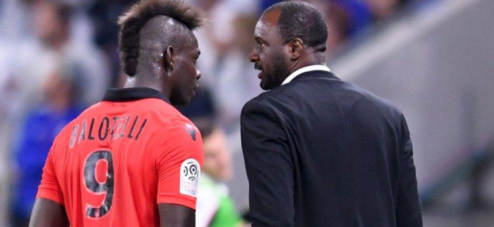 Vieira: 'Balotelli can't understand teamwork' - Bóng Đá
