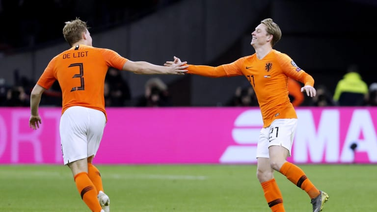 I think Frenkie de Jong is the big difference. - Bóng Đá