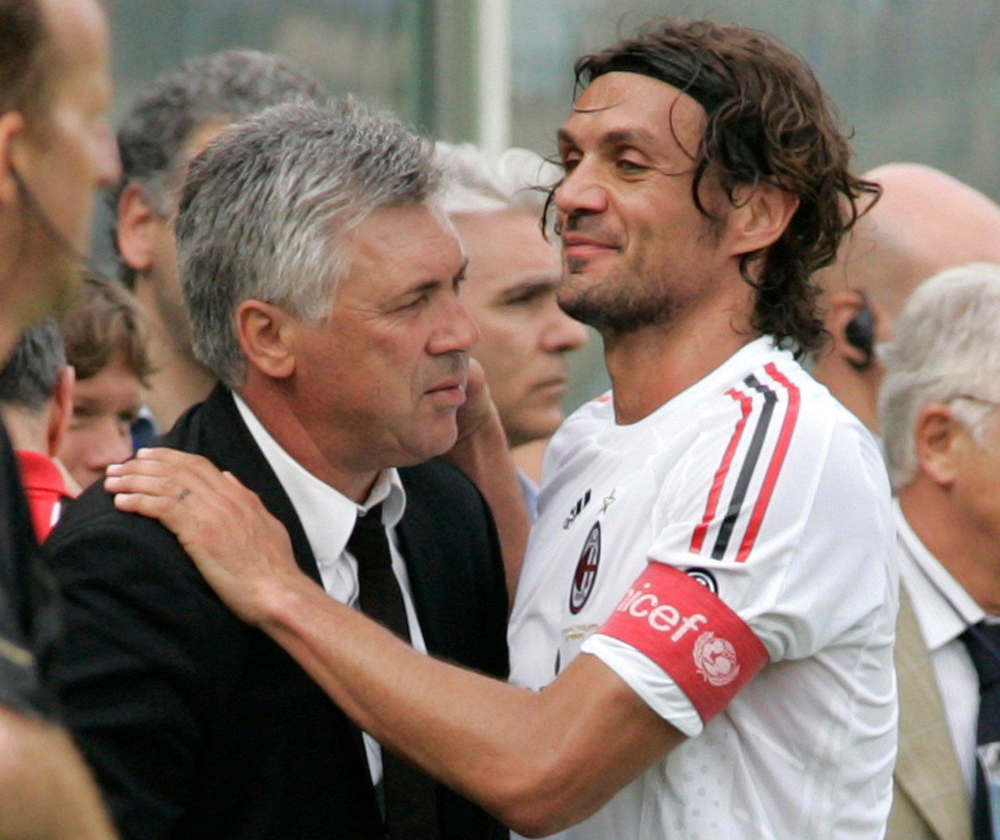 Milan want Ancelotti back? - Bóng Đá