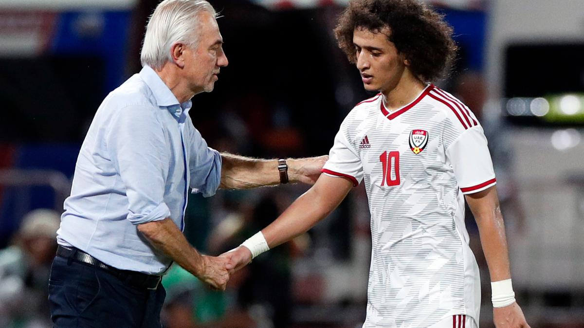 FA confirm UAE will play at Gulf Cup of Nations in Qatar - Bóng Đá