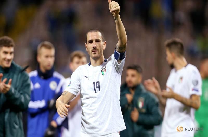 3 kỷ lục ấn tượng của tuyển Ý chỉ sau 1 trận thắng - Bóng Đá