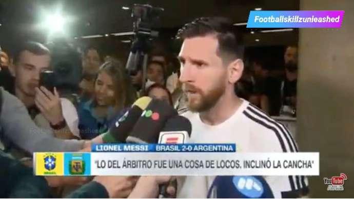 8 khoảnh khắc xấu xí nhất của Messi ở tuyển Argentina (P2) - Bóng Đá