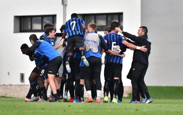 Atalanta dominating Youth League - Bóng Đá