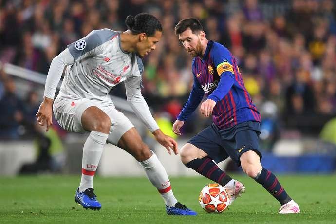 Lionel Messi và lời khen từ 5 trung vệ hàng đầu thế giới - Bóng Đá