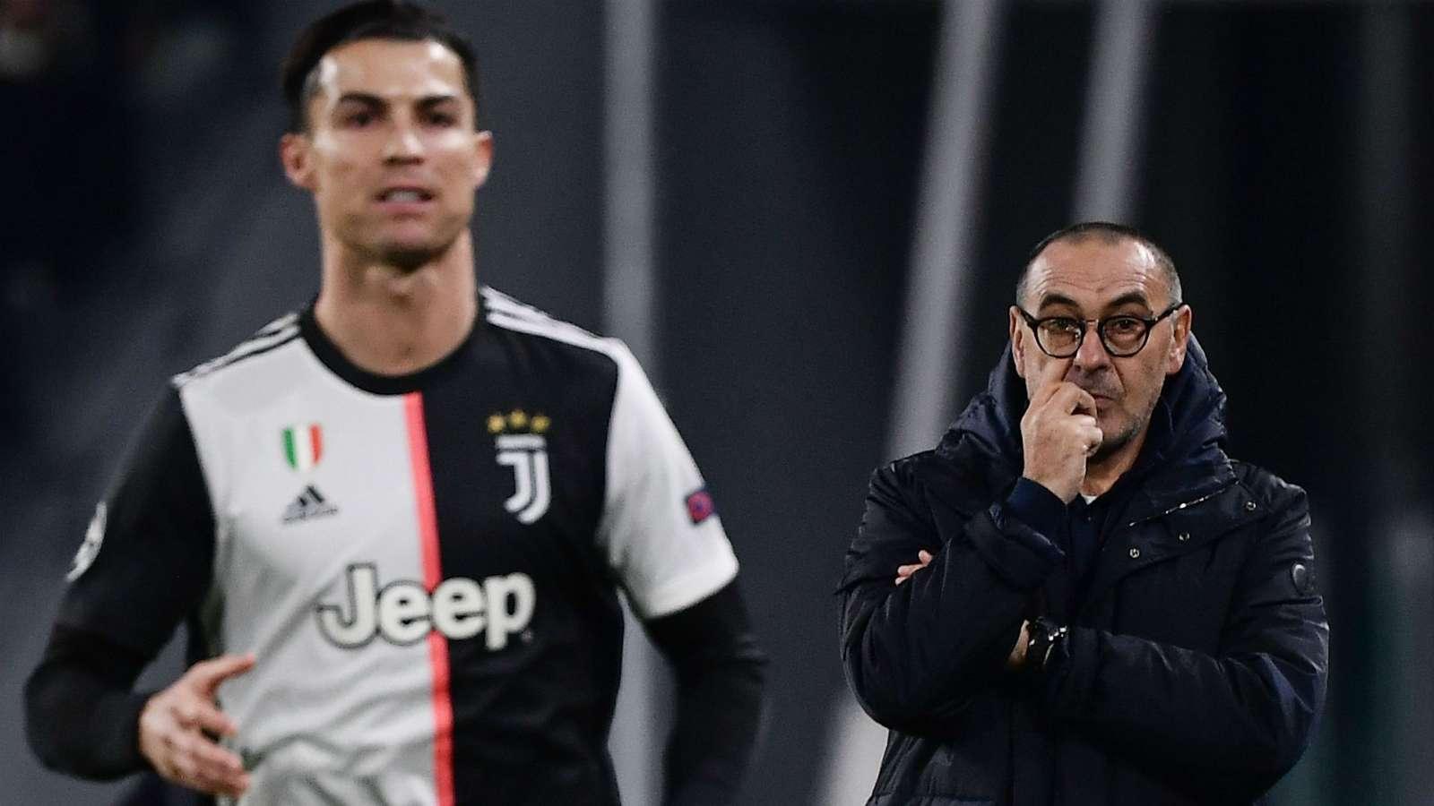 'Giữa Sarri và Ronaldo đang có mâu thuẫn lớn' - Bóng Đá