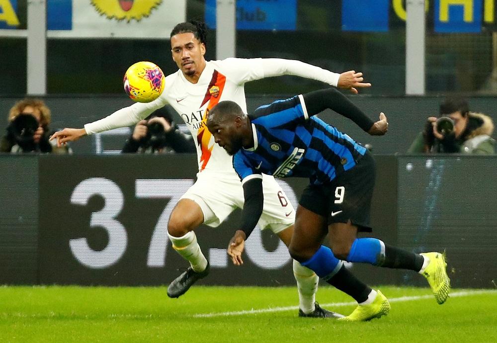 Lukaku chịu thua trước Smalling, Inter nguy cơ mất ngôi đầu bảng - Bóng Đá