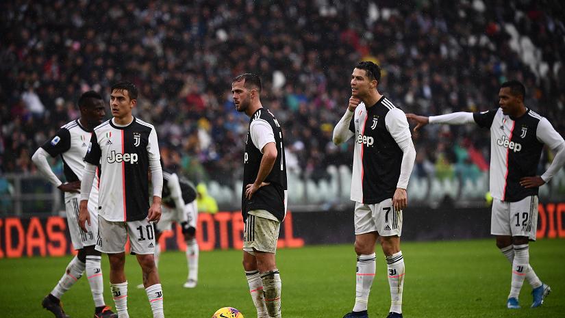 Ronaldo ghi bàn mở tỷ số, Juventus nhận thất bại đầu tiên của mùa giải - Bóng Đá