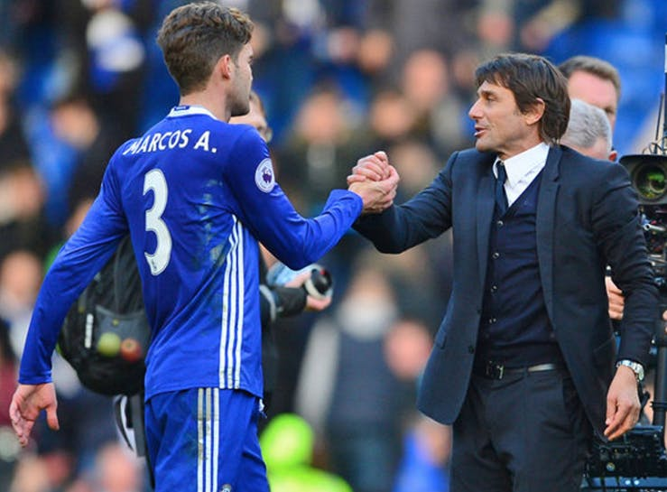 Alonso to reunite with Conte? - Bóng Đá
