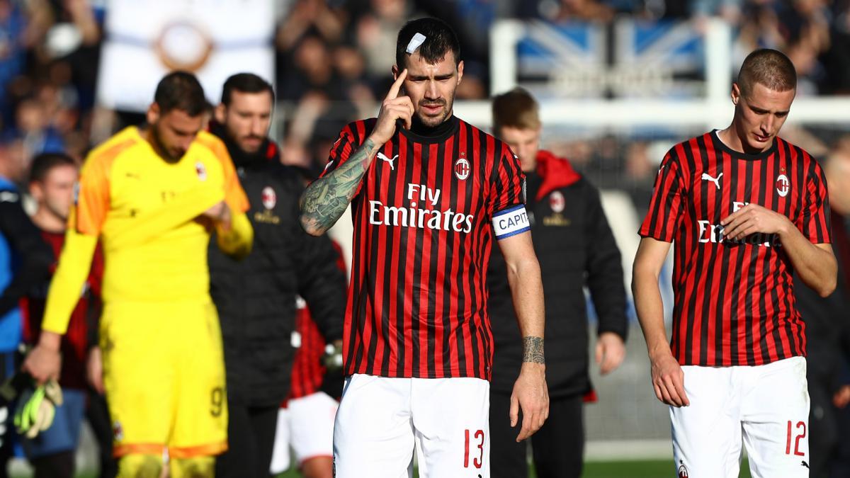 Bị Atalanta hủy diệt, AC Milan thua trận đậm nhất 21 năm qua - Bóng Đá