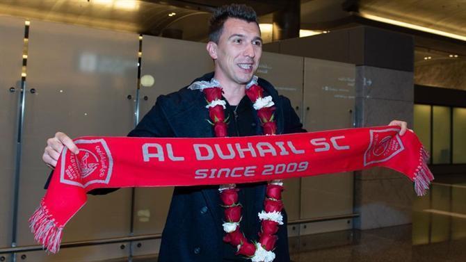 Mandzukic joins Al-Duhail - Bóng Đá