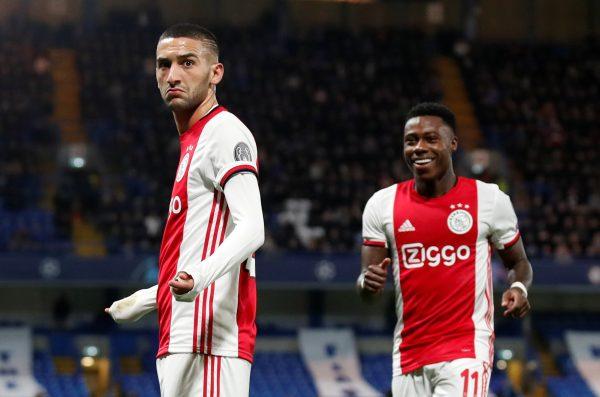 Hakim Ziyech: Đã đến lúc tỏa sáng ở một giải đấu khác - Bóng Đá
