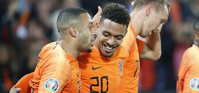 Người thay thế Depay ở tuyển Hà Lan nghỉ đến hết mùa vì chấn thương - Bóng Đá