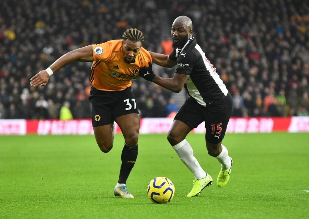 Newcastle star Jetro Willems heaps praise on Wolves sensation Adama Traore - Bóng Đá