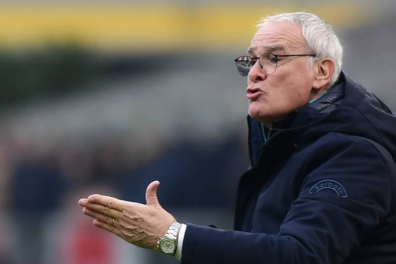 Ranieri: 'I'll eat Samp players alive' - Bóng Đá