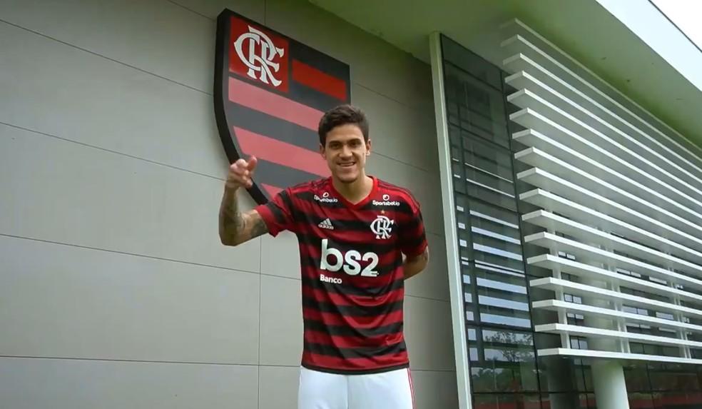 CHÍNH THỨC: Pedro quay lại Brazil thi đấu - Bóng Đá