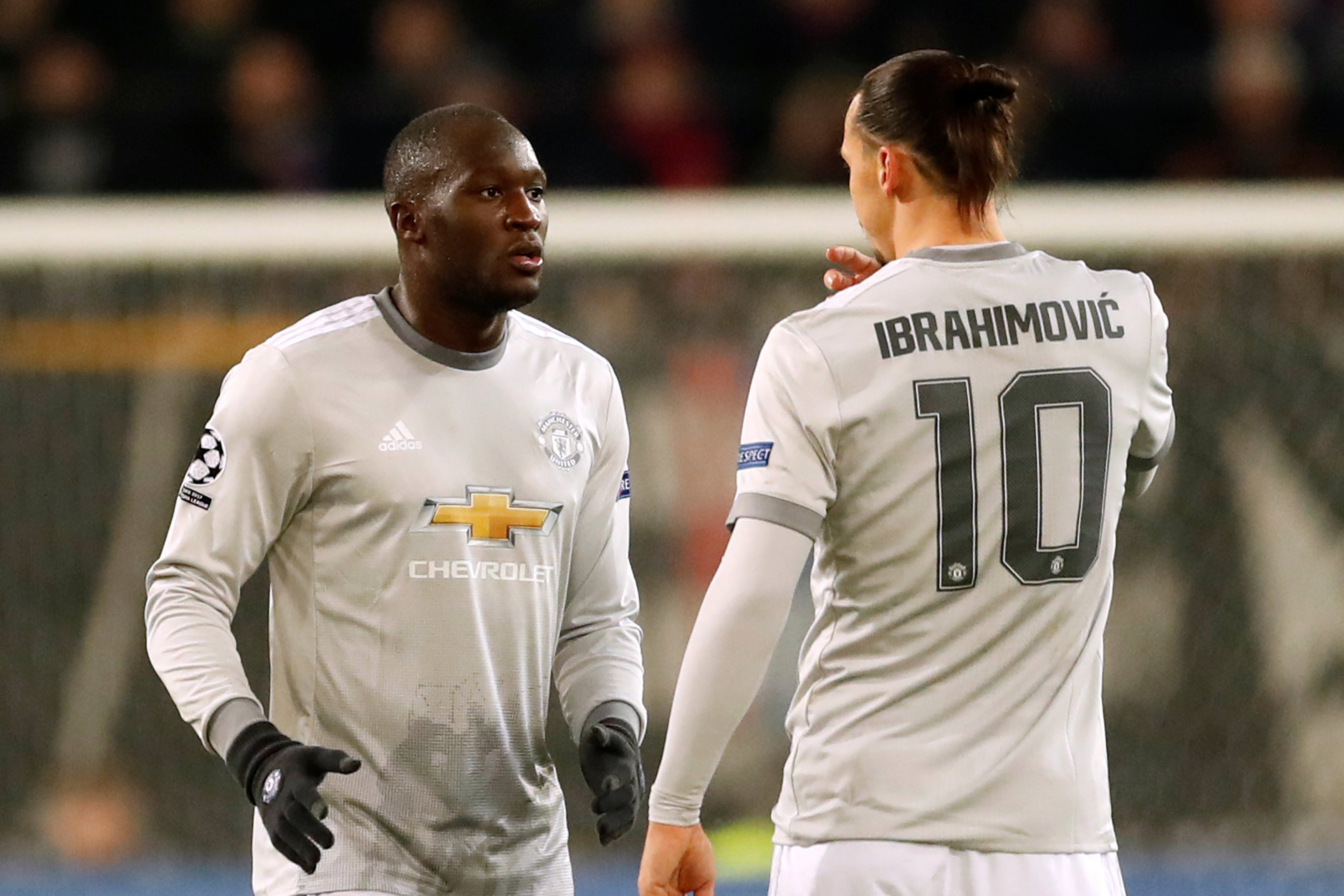 Inter-Milan, Lukaku challenges Ibra: 'I respect him, how good training with him. Ronaldo the Phenomenon? It's up there - Bóng Đá