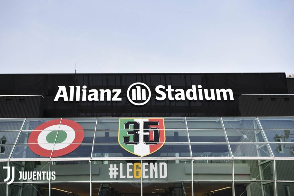 Juve get €103m from new Allianz deal - Bóng Đá