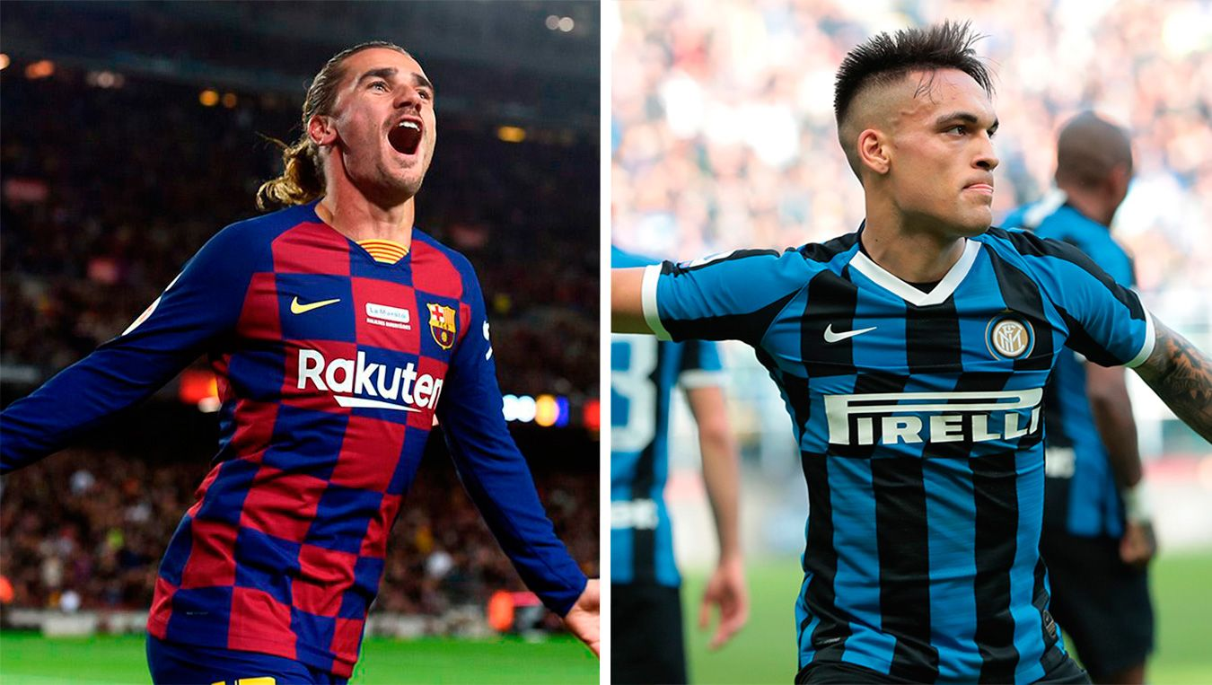 Inter to ask for Griezmann - Bóng Đá