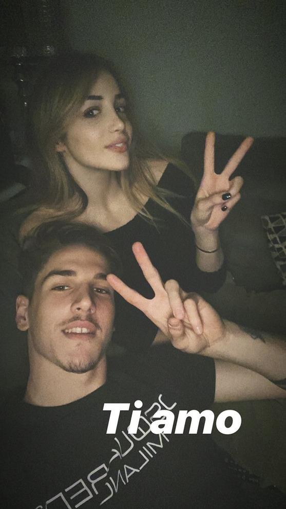 Zaniolo returns with Sara. Elisa is already forgotten - Bóng Đá
