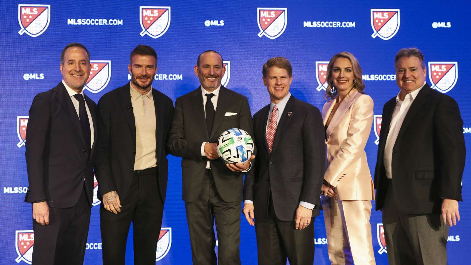 Inter Miami owner Mas: 'MLS will be Premier League-ish in 25 years' - Bóng Đá