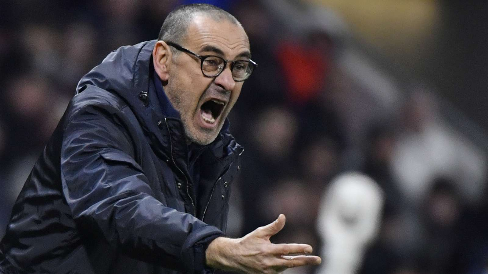 Sarri exasperated with Juventus' inability to grasp passing instructions after Lyon defeat - Bóng Đá