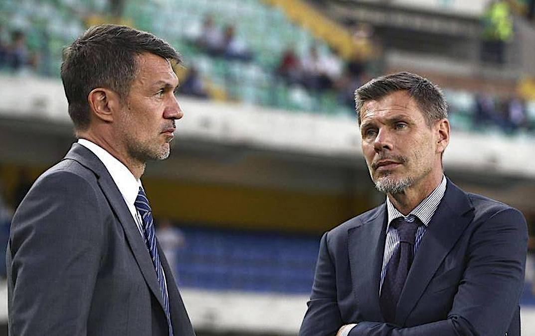 Zvonimir Boban looks set to leave Milan at the end of the season, and Paolo Maldini could follow - Bóng Đá