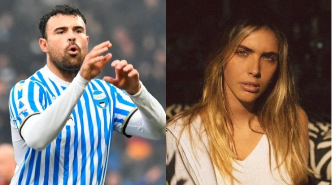 Bomber Petagna: after Michelle there is Mihajlovic's daughter. Viktorija does not close: 'For now only friends' PHOTO - Bóng Đá